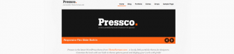 Pressco – wordpress theme for freelancers!