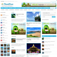 Outstanding Free Premium WordPress Themes for 2013