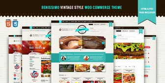 Top 25 Free And Premium eCommerce WordPress Themes