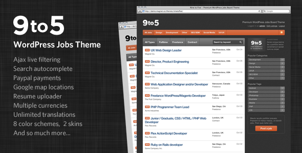 wordpress theme june 2013