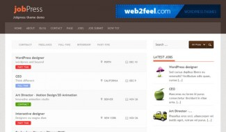 Free & Premium WordPress Job Board Themes & Plugins 2013