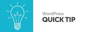 Quick And Easy WordPress Maintenance Mode