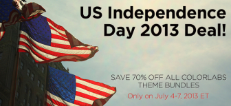 ColorLabs Independence Day Deal Save 70%