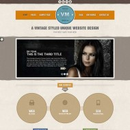 Vintage Immersed – Premium WordPress Theme For FREE!