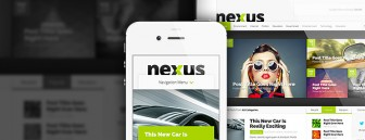 Nexus Review – A New Magazine WordPress Theme