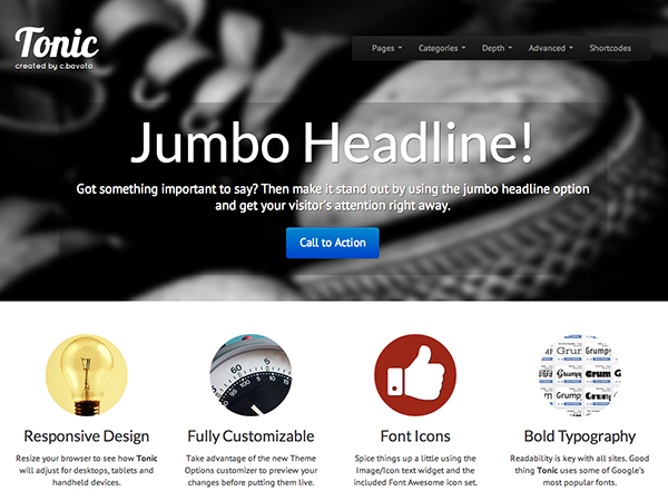 WordPress Themes free september 2013