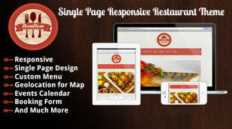 25 Extraordinary Recipe & Restaurant WordPress Themes