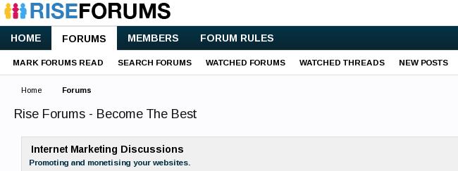 Rise-Forums