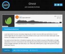 15 Free and Premium Beautiful Ghost Templates
