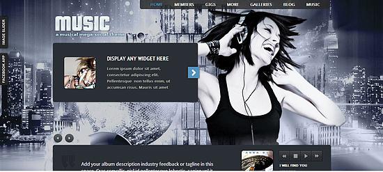 41-music-musicians-theme-facebook-app-1541383--87Studios