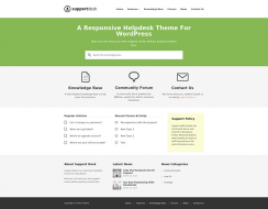 Best Question and Answer WordPress Themes 2014
