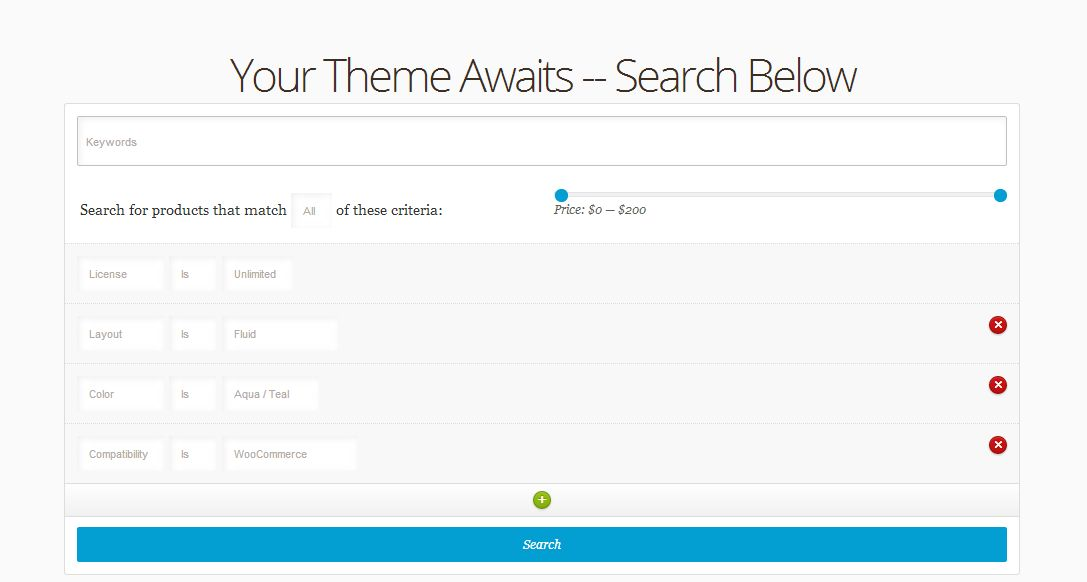 Theme Search