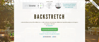 How To Add Backstretch Background Slider To Your Theme