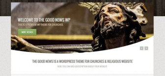10 Great WordPress Church Themes for 2014