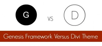 Genesis Framework by Studiopress Vs The Divi Theme by Elegant Themes