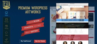 Tesla Themes – Beautiful WordPress Themes at a Great Price