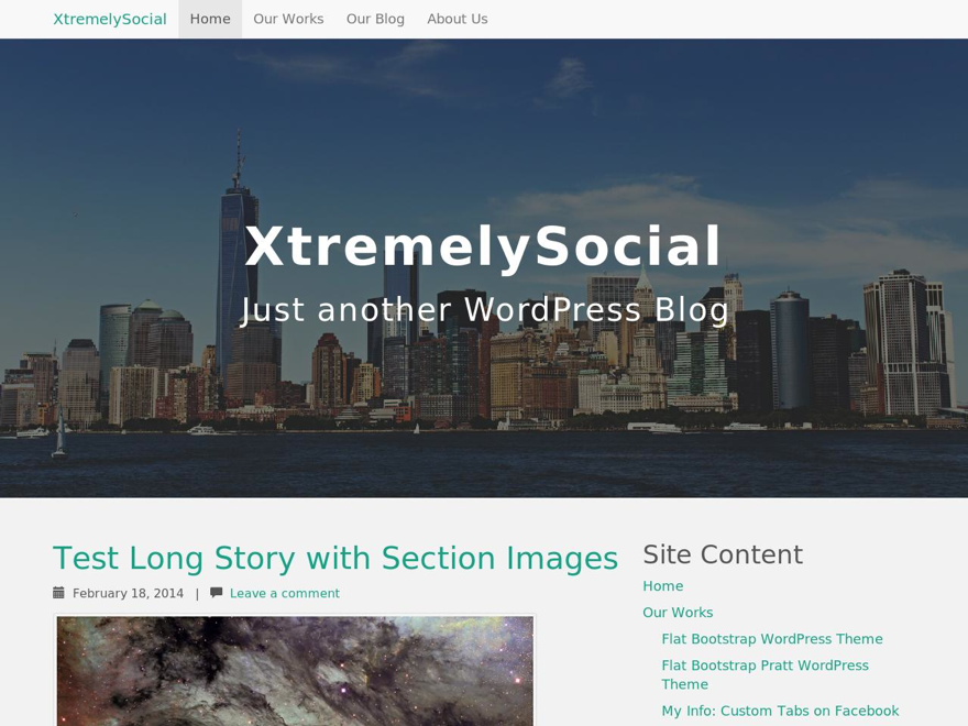 Pratt Free WordPress Theme